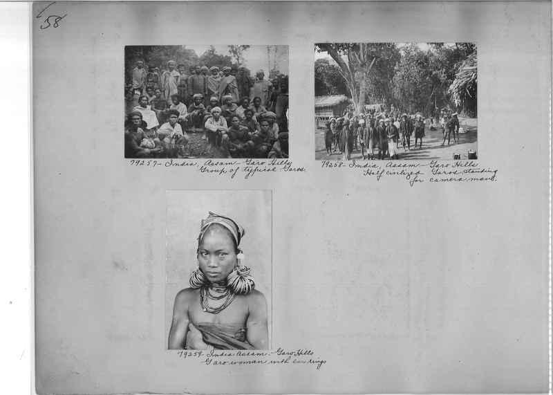 Mission Photograph Album - India #09 Page 0058