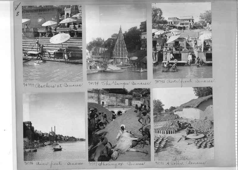 Mission Photograph Album - India #09 Page 0008