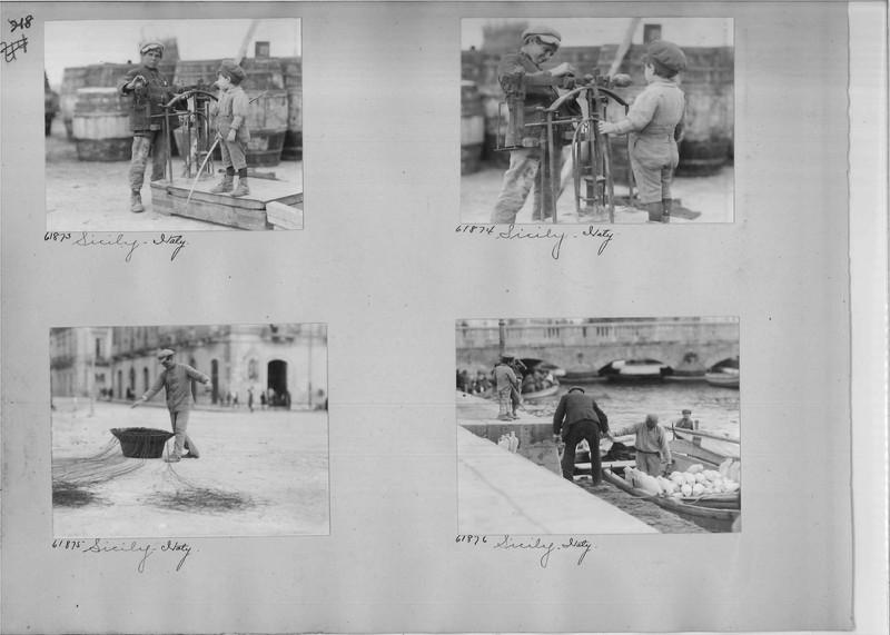 Mission Photograph Album - Europe #04 Page 0218