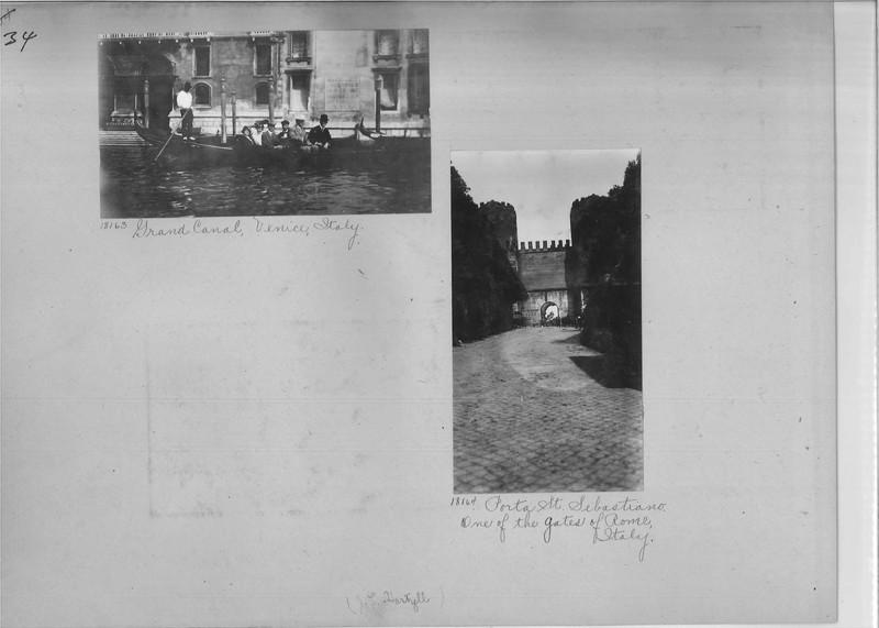 Mission Photograph Album - Europe #01 Page 0034