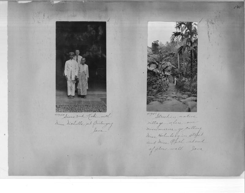 Mission Photograph Album - Malaysia #2 page 0141
