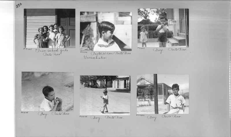 Mission Photograph Album - Puerto Rico #3 page 0230