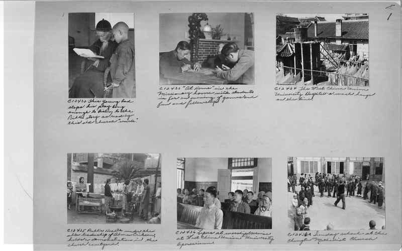 Mission Photograph Album - China #20 page 0001