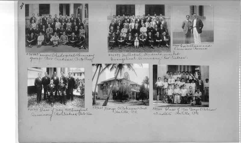 Mission Photograph Album - Puerto Rico #3 page 0200