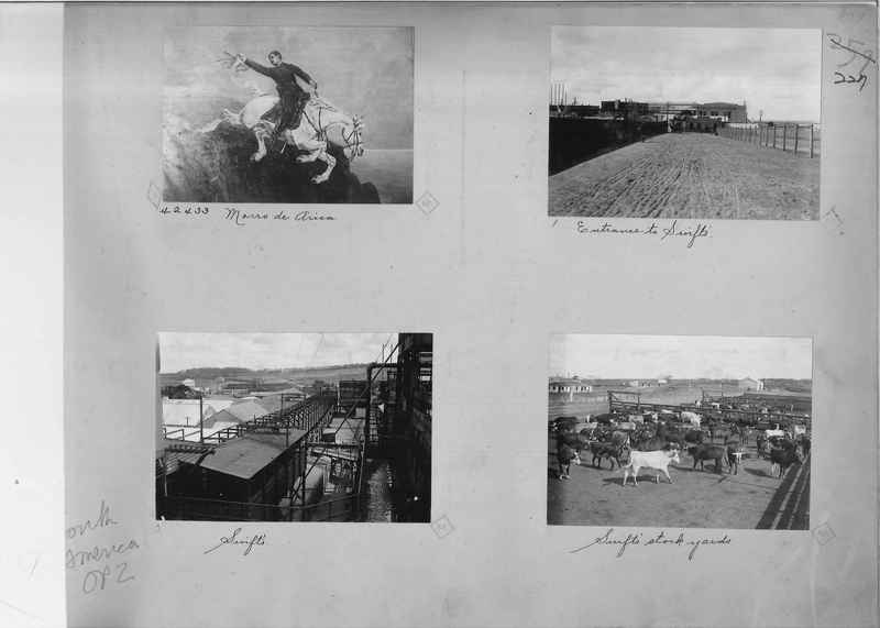 Mission Photograph Album - South America O.P. #2 page 0227