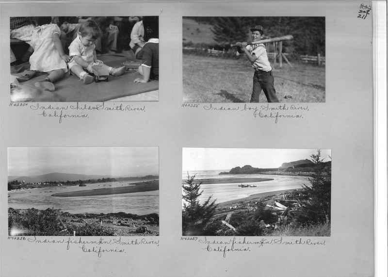 Mission Photograph Album - Indians #2 page_0211
