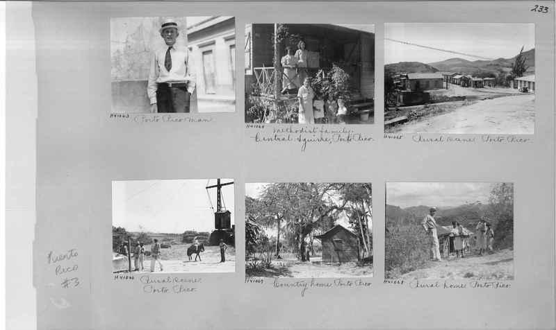 Mission Photograph Album - Puerto Rico #3 page 0233