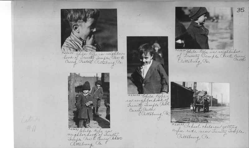 Mission Photograph Album - Cities #11 page 0035