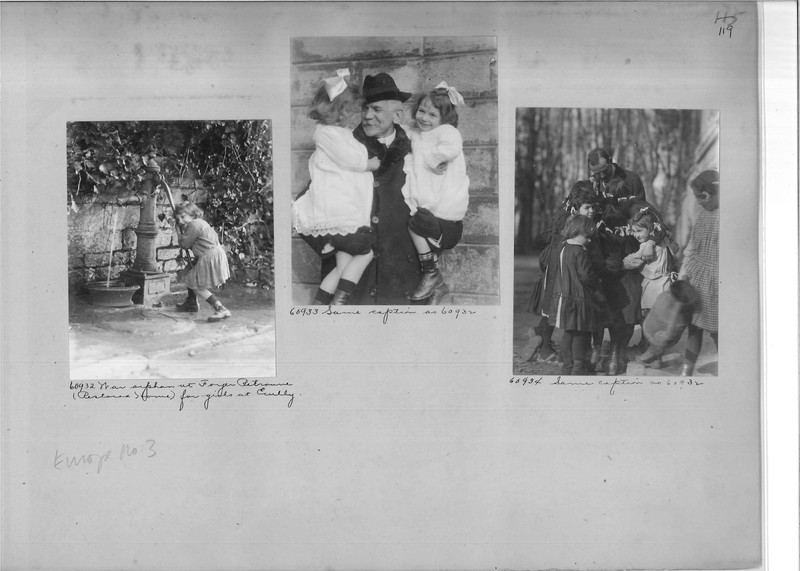 Mission Photograph Album - Europe #03 Page 0119