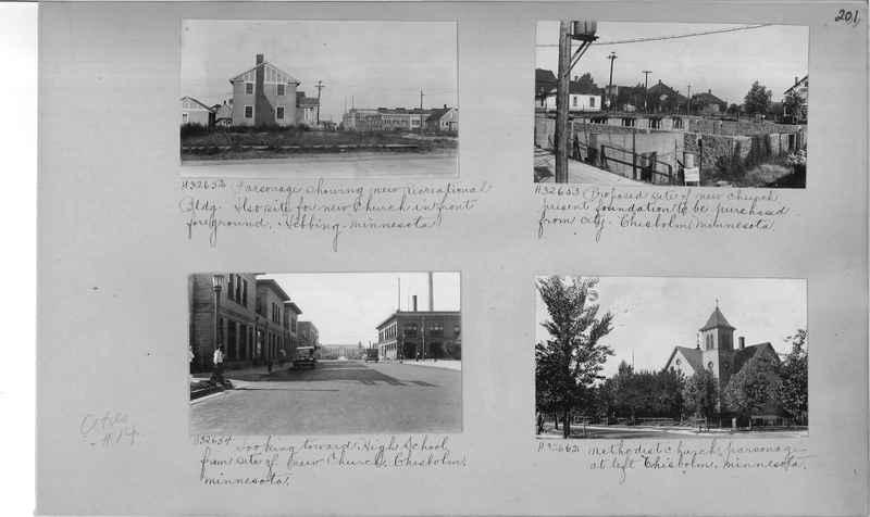 Mission Photograph Album - Cities #14 page 0201