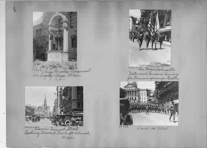 Mission Photograph Album - America #3 page 0008
