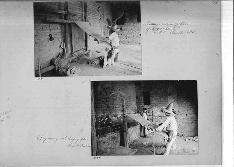 Mission Photograph Album - Mexico #05 page 0113