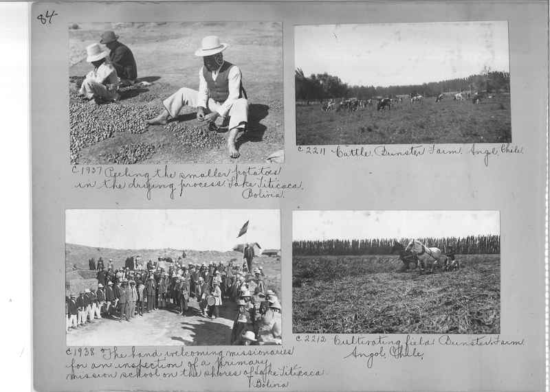Misson Photograph Album - South America #8 page 0084