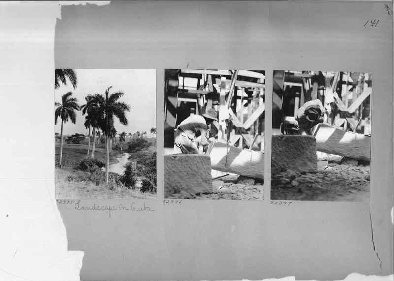 Mission Photograph Album - Panama #02 page 0141
