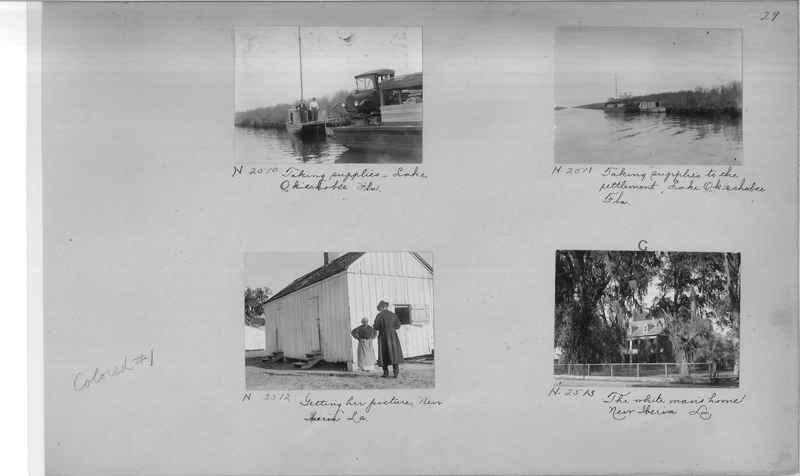Mission Photograph Album - Negro #1 page 0029