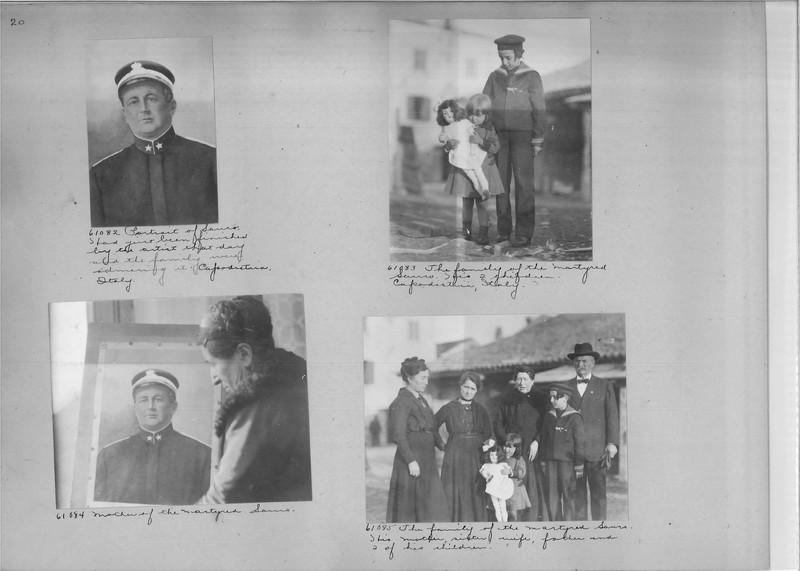 Mission Photograph Album - Europe #04 Page 0020