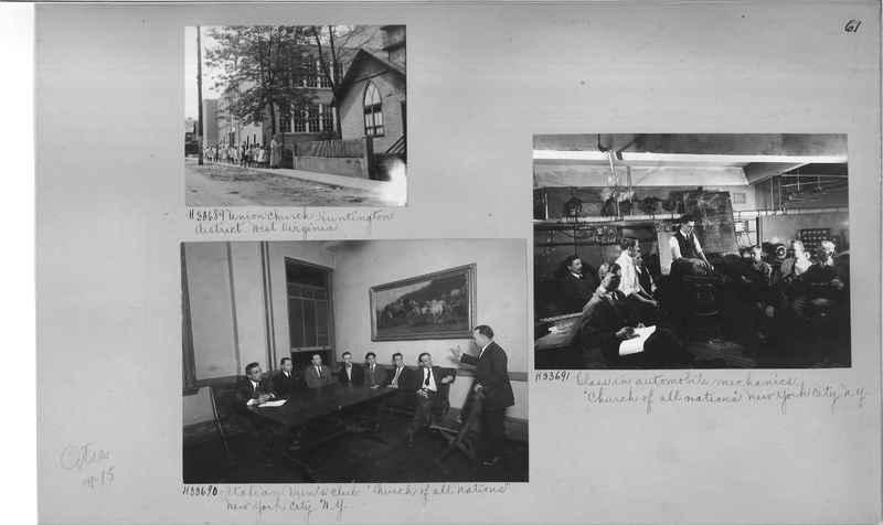 Mission Photograph Album - Cities #15 page 0061