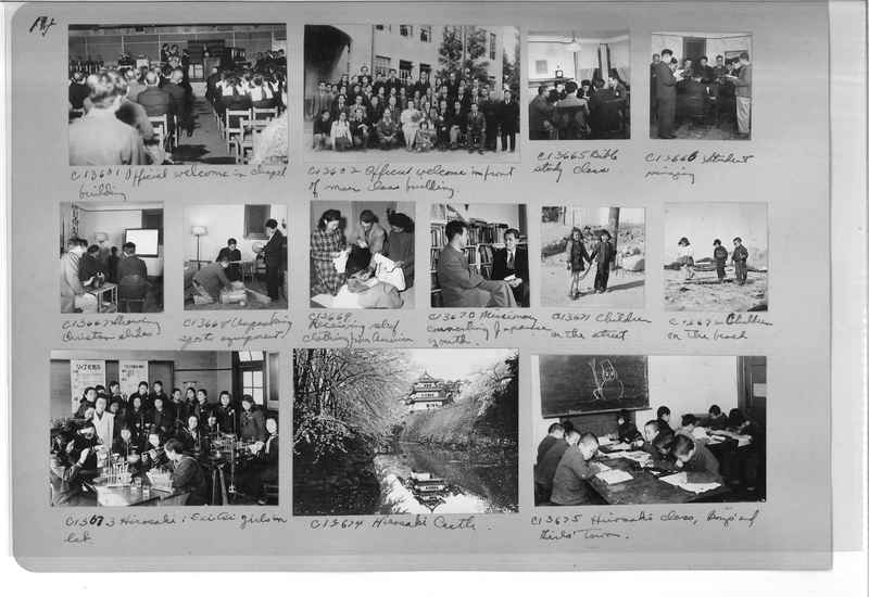 Mission Photograph Album - Japan #07 Page 0014