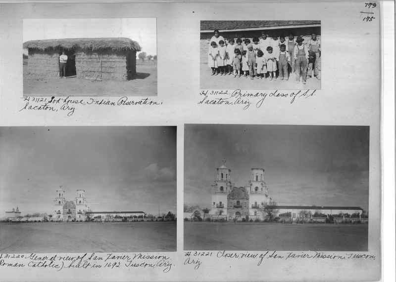Mission Photograph Album - Indians #2 page_0175