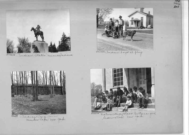 Mission Photograph Album - Indians #2 page_0201