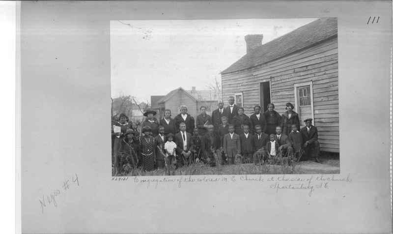 Mission Photograph Album - Negro #4 page 0111