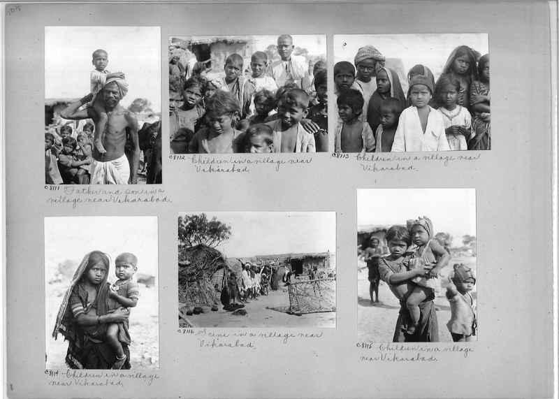 Mission Photograph Album - India #13 Page 0104
