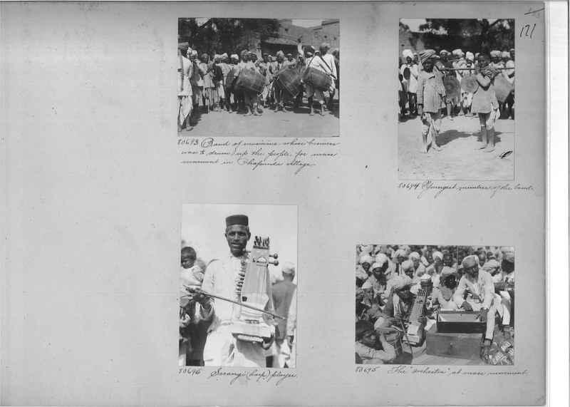 Mission Photograph Album - India #09 Page 0171