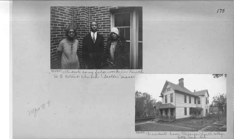 Mission Photograph Album - Negro #4 page 0175