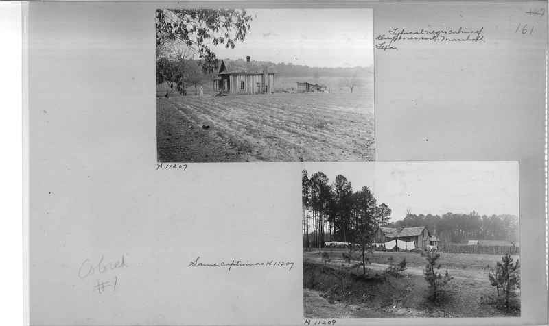Mission Photograph Album - Negro #1 page 0161