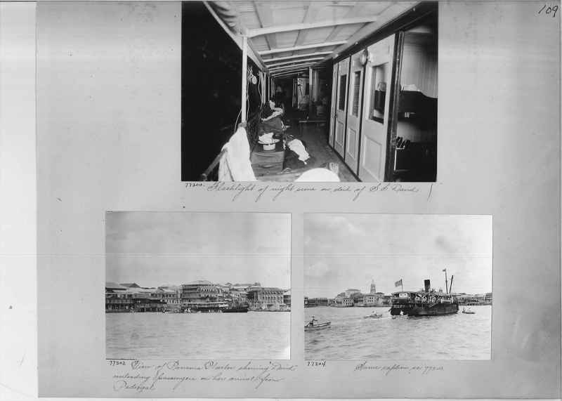 Mission Photograph Album - Panama #03 page 0109