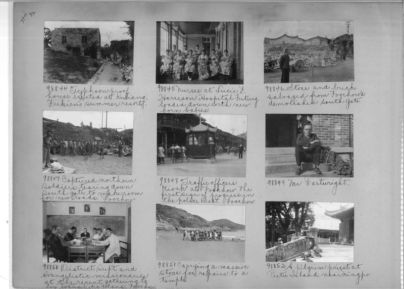 Mission Photograph Album - China #15 page 0042