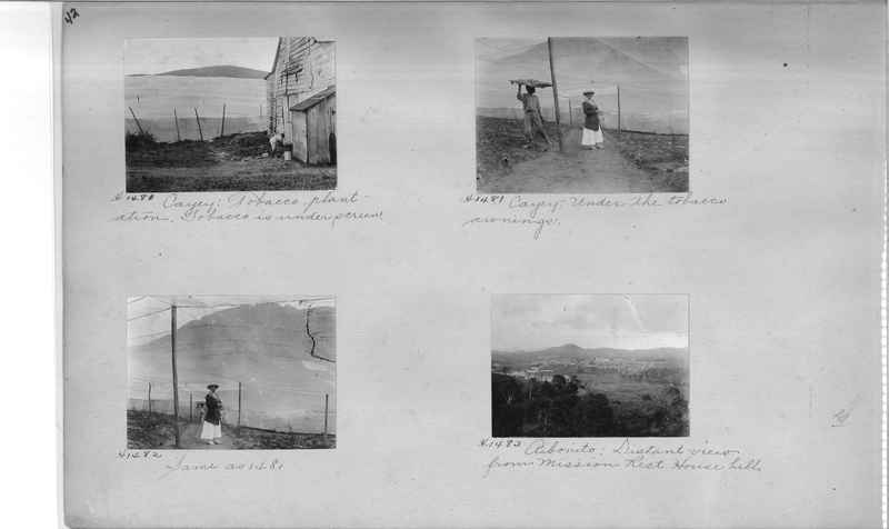 Mission Photograph Album - Puerto Rico #3 page 0042