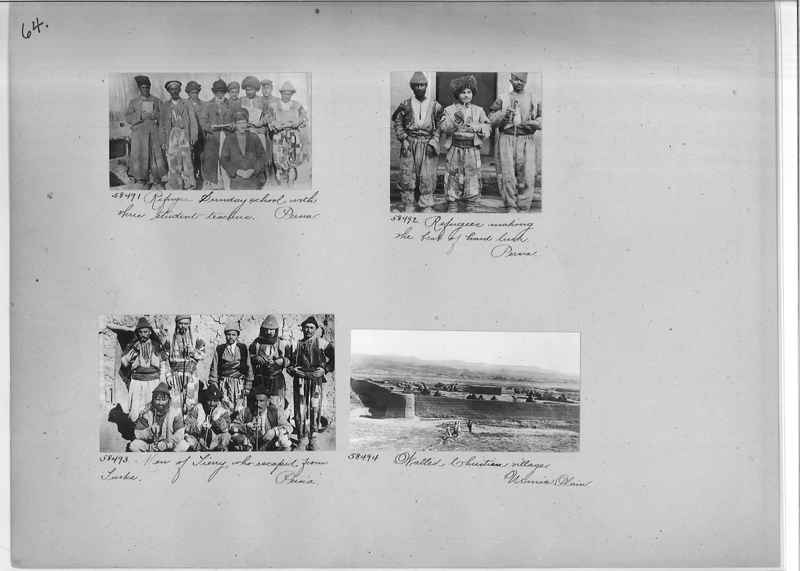 Mission Photograph Album - Western Asia - #01 page_0064