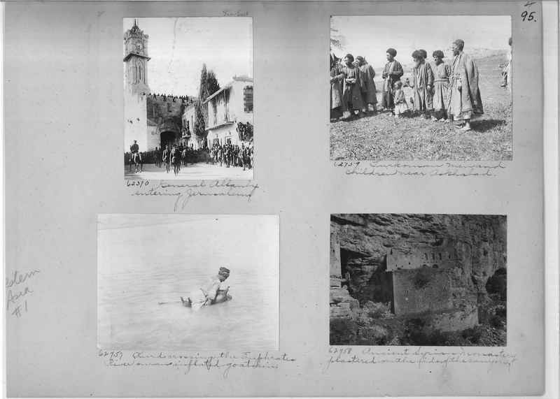 Mission Photograph Album - Western Asia - #01 page_0095