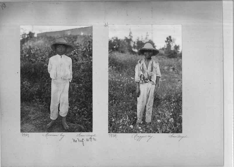 Mission Photograph Album - Mexico #06 page 0158
