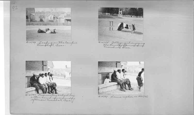 Mission Photograph Album - Negro #1 page 0092
