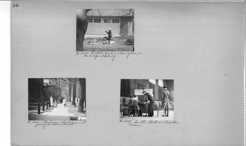 Mission Photograph Album - Cities #5 page 0112