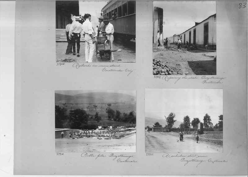 Mission Photograph Album - Panama #04 page 0083
