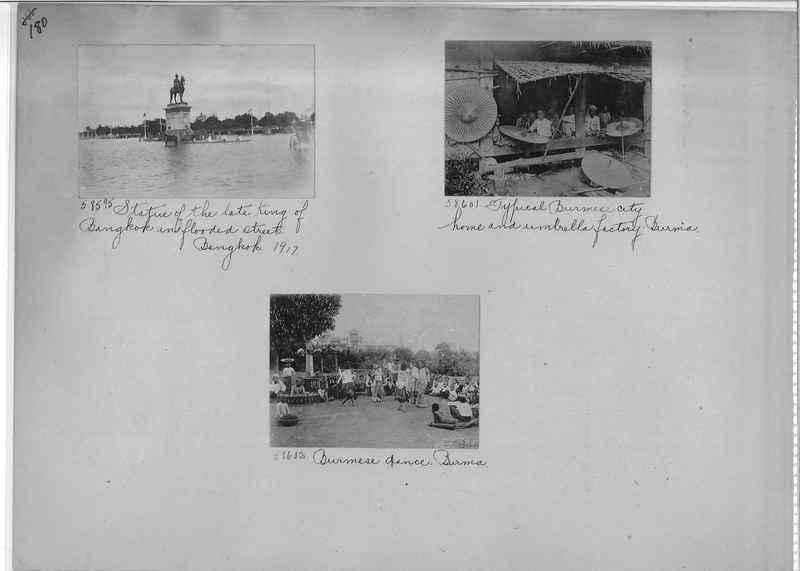 Mission Photograph Album - Burma #1 page 0180