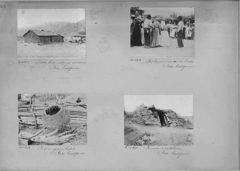 Mission Photograph Album - Indians #2 page_0028