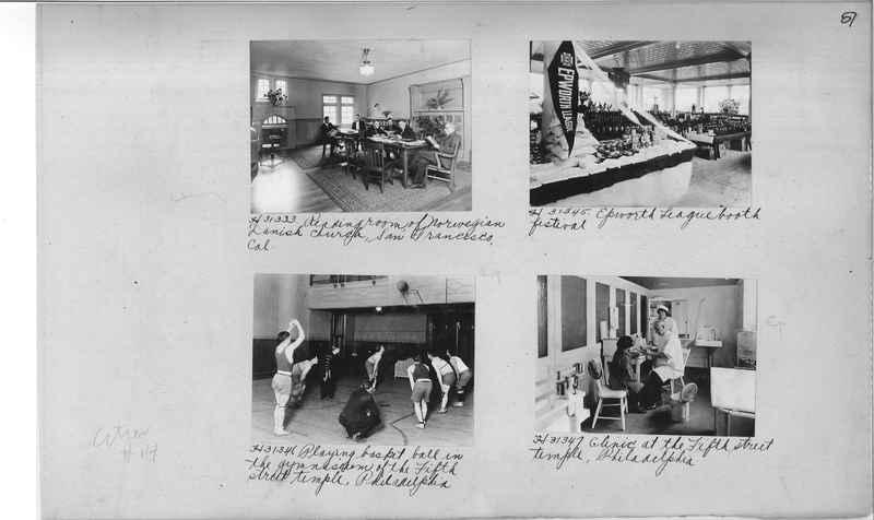 Mission Photograph Album - Cities #14 page 0051