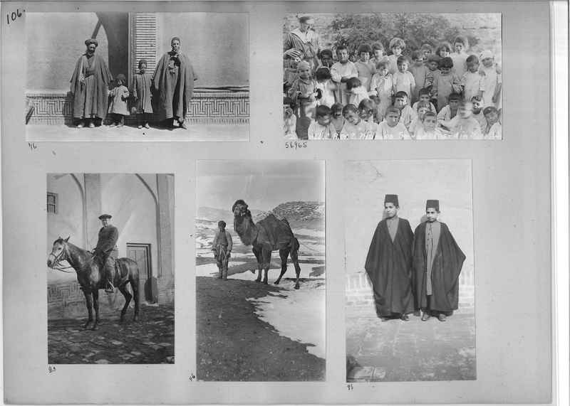 Mission Photograph Album - Western Asia - O.P. - #01 page_0106