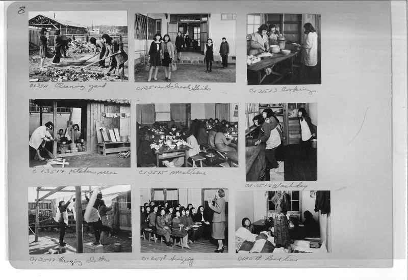 Mission Photograph Album - Japan #07 Page 0008