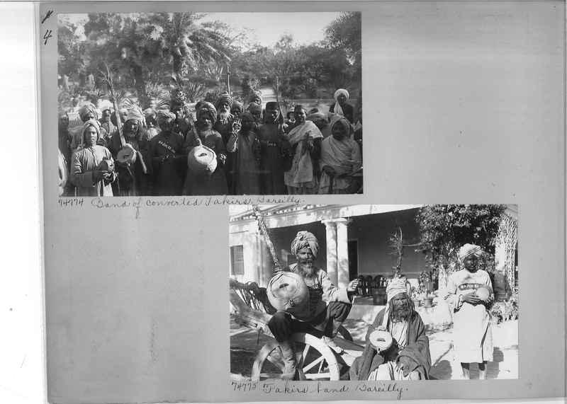 Mission Photograph Album - India #09 Page 0004