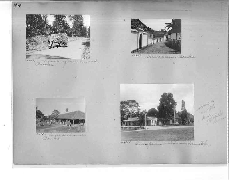 Mission Photograph Album - Malaysia #5 page 0044