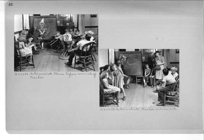 Mission Photograph Album - Religious Education #2 page 0032