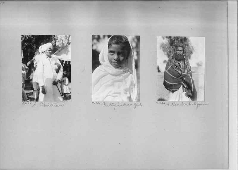 Mission Photograph Album - India #05_0154