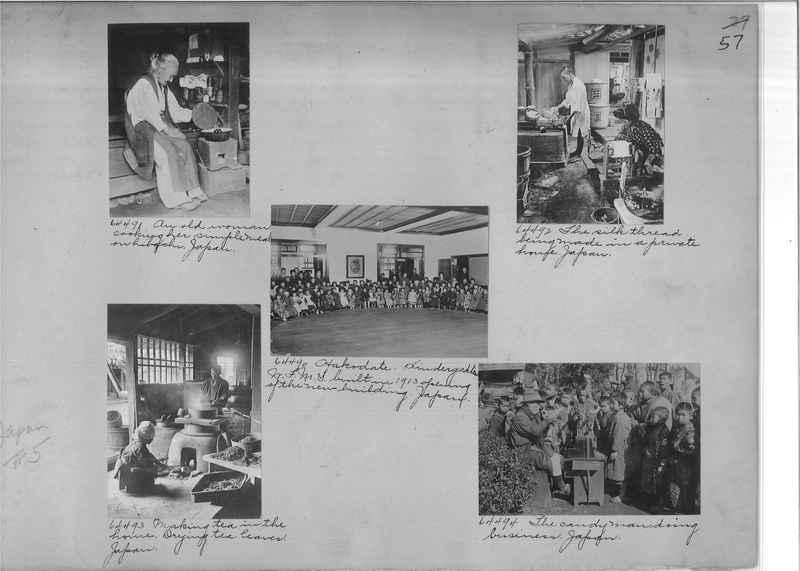 Mission Photograph Album - Japan #05 Page 0057