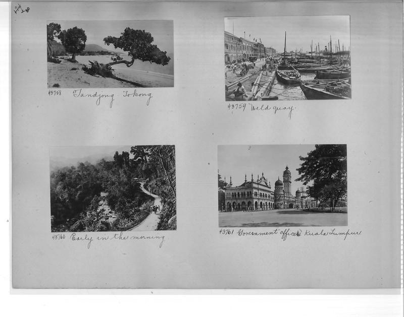 Mission Photograph Album - Malaysia #2 page 0208