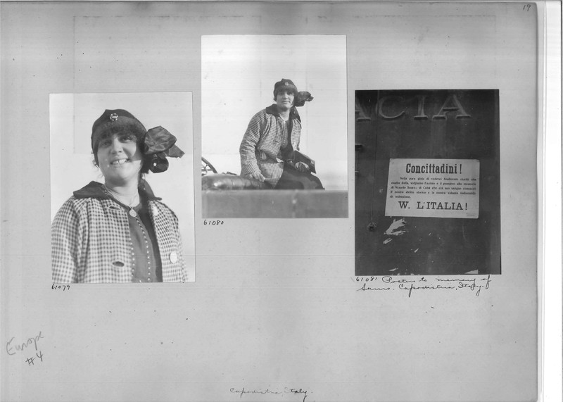 Mission Photograph Album - Europe #04 Page 0019
